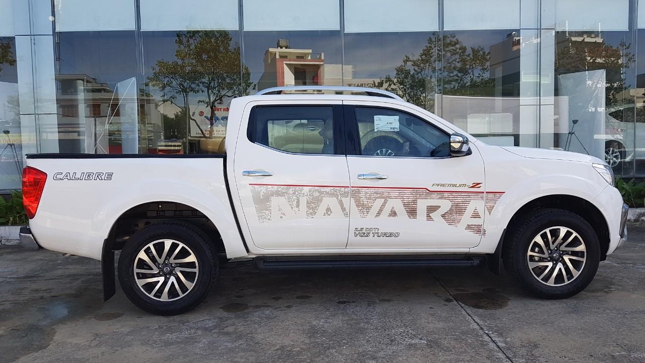 Những thay đổi trên Nissan Navara EL A-IVI mới ra mắt tại Việt Nam - 4