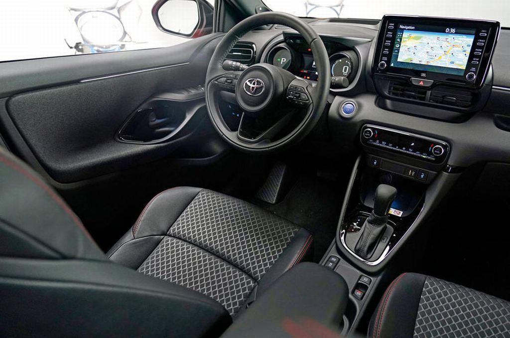Toyota Yaris 2020 lộ diện thiết kế hoàn toàn mới - 5
