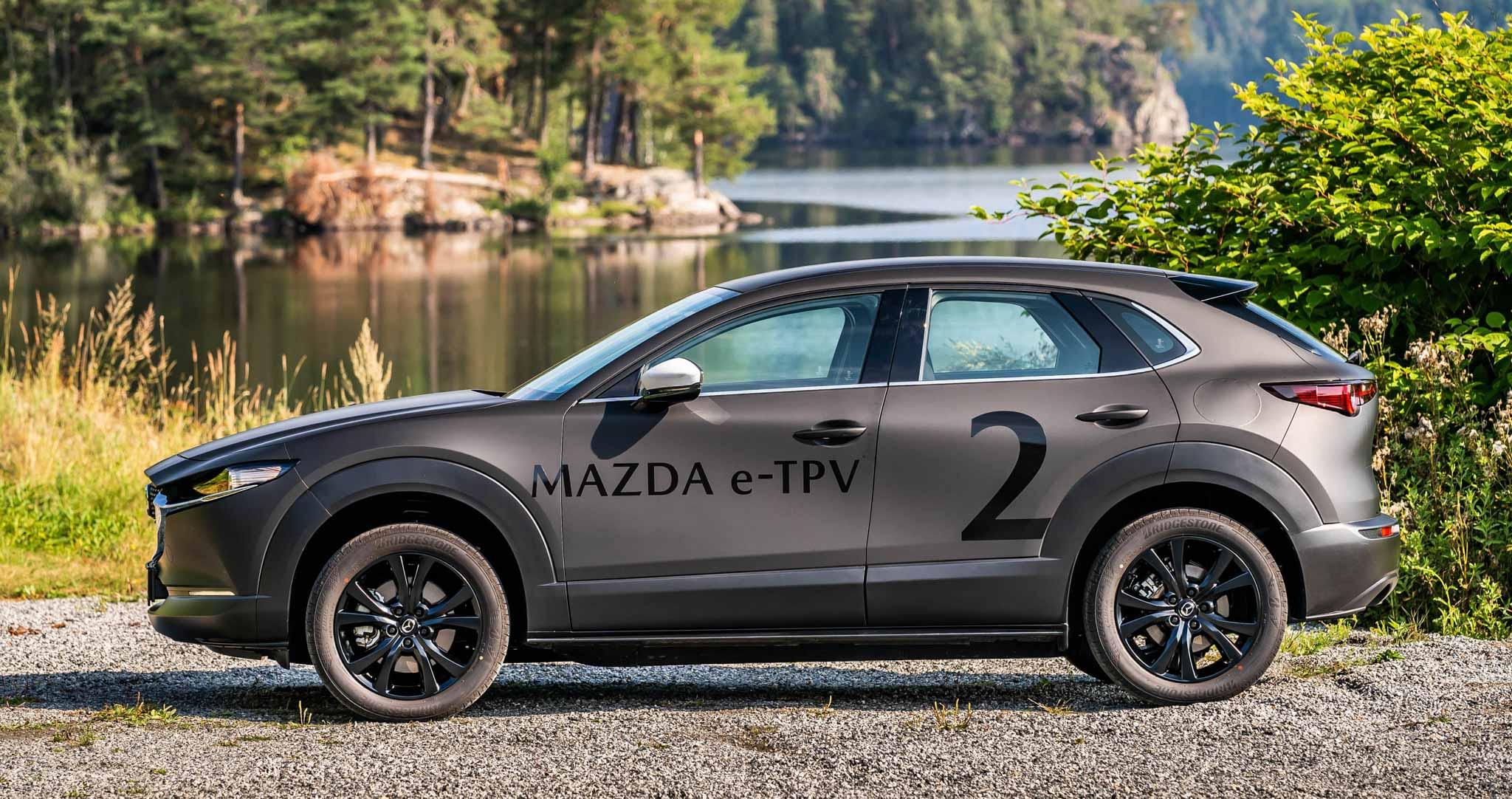 Mazda tung video teaser giới thiệu xe điện trước thềm Triển lãm Ôtô Tokyo 2019 - 3