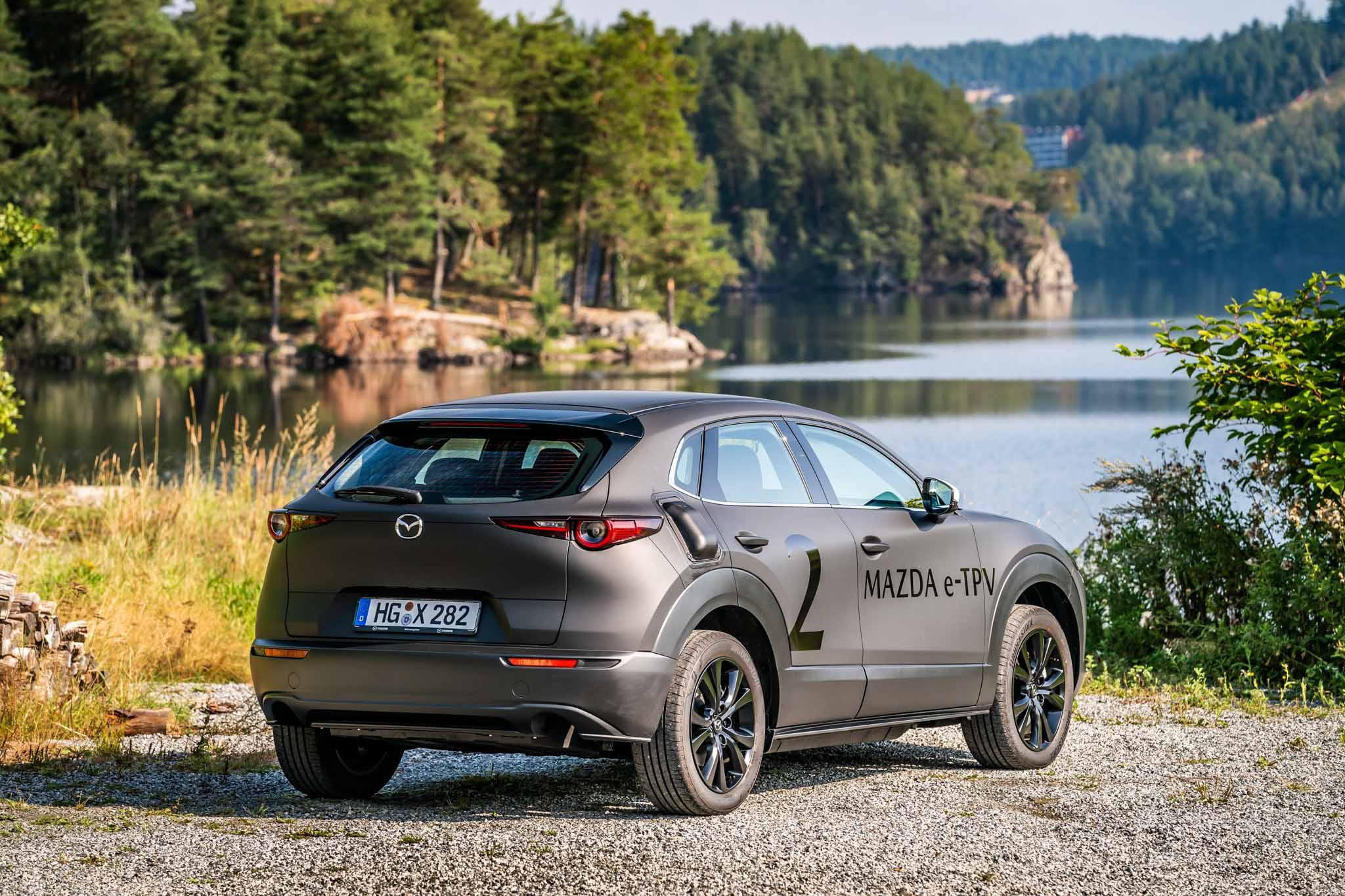 Mazda tung video teaser giới thiệu xe điện trước thềm Triển lãm Ôtô Tokyo 2019 - 7