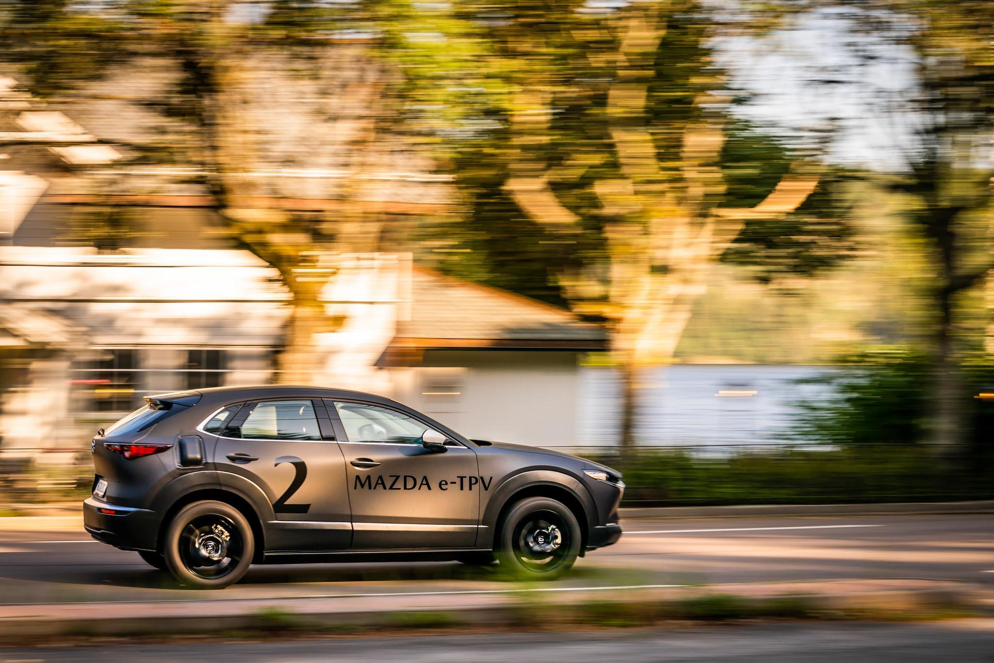 Mazda tung video teaser giới thiệu xe điện trước thềm Triển lãm Ôtô Tokyo 2019 - 1