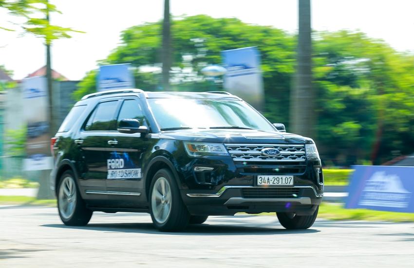 doanh số quý III Ford Việt Nam