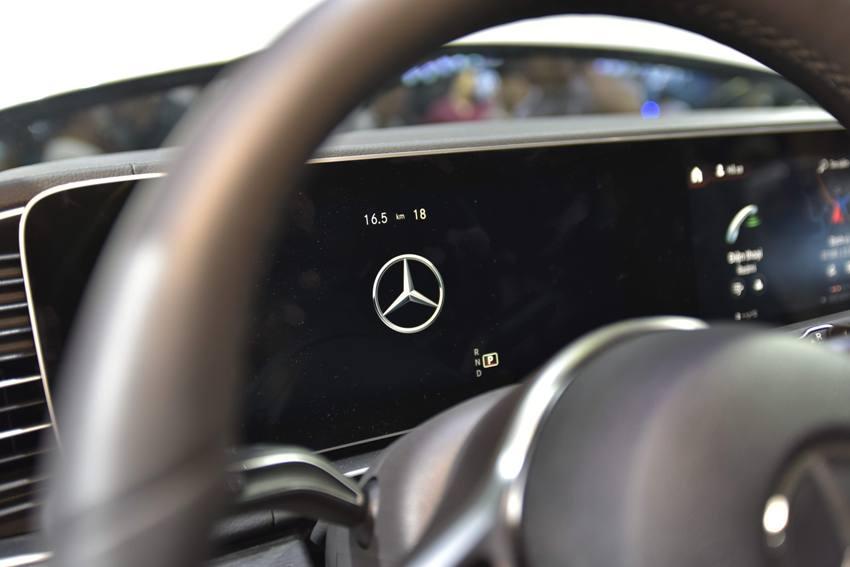 Cận cảnh Mercedes GLE 450 4MATIC mới giá 4,369 tỉ đồng ra mắt tại VMS 2019 - 11