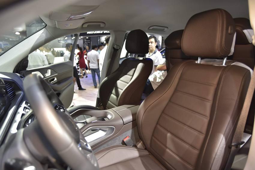 Cận cảnh Mercedes GLE 450 4MATIC mới giá 4,369 tỉ đồng ra mắt tại VMS 2019 - 13