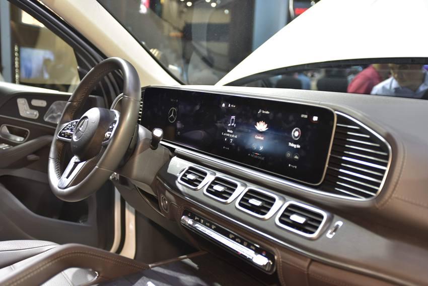 Cận cảnh Mercedes GLE 450 4MATIC mới giá 4,369 tỉ đồng ra mắt tại VMS 2019 - 16