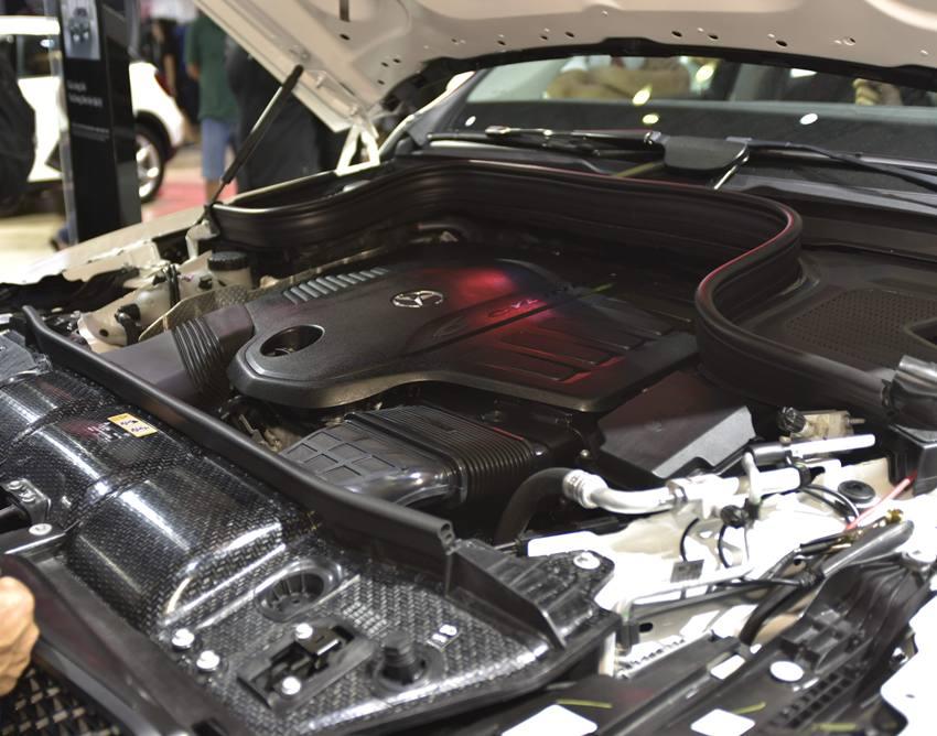 Cận cảnh Mercedes GLE 450 4MATIC mới giá 4,369 tỉ đồng ra mắt tại VMS 2019 - 29