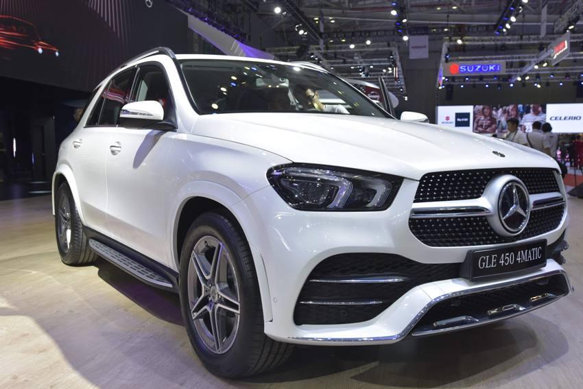 Cận cảnh Mercedes GLE 450 4MATIC mới giá 4,369 tỉ đồng ra mắt tại VMS 2019 - 30