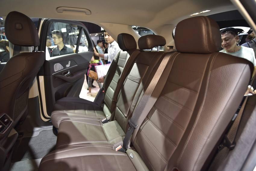 Cận cảnh Mercedes GLE 450 4MATIC mới giá 4,369 tỉ đồng ra mắt tại VMS 2019 - 9