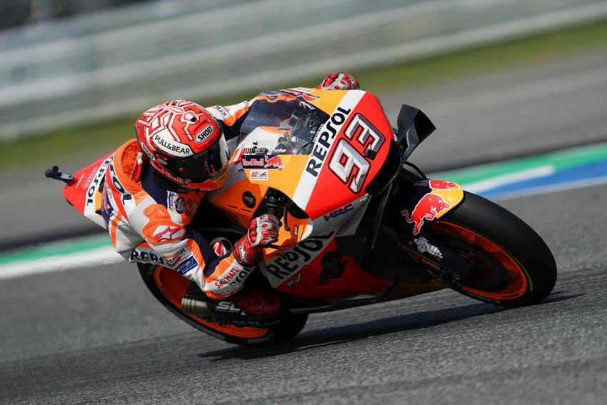 Tay đua Marc Marquez vô địch giải đấu FIM*1 MotoGP lần thứ tư liên tiếp - 6