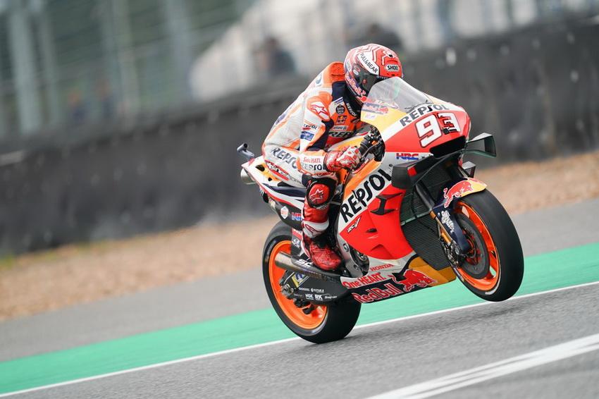Tay đua Marc Marquez vô địch giải đấu FIM*1 MotoGP lần thứ tư liên tiếp - 8