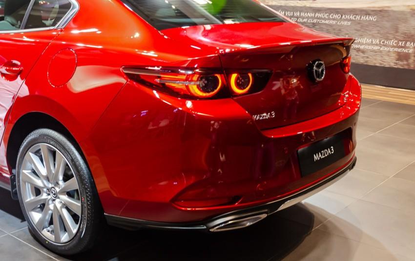 Mazda giới thiệu triết lý thiết kế sản phẩm với mẫu xe Mazda3 thế hệ mới sắp ra mắt - 4