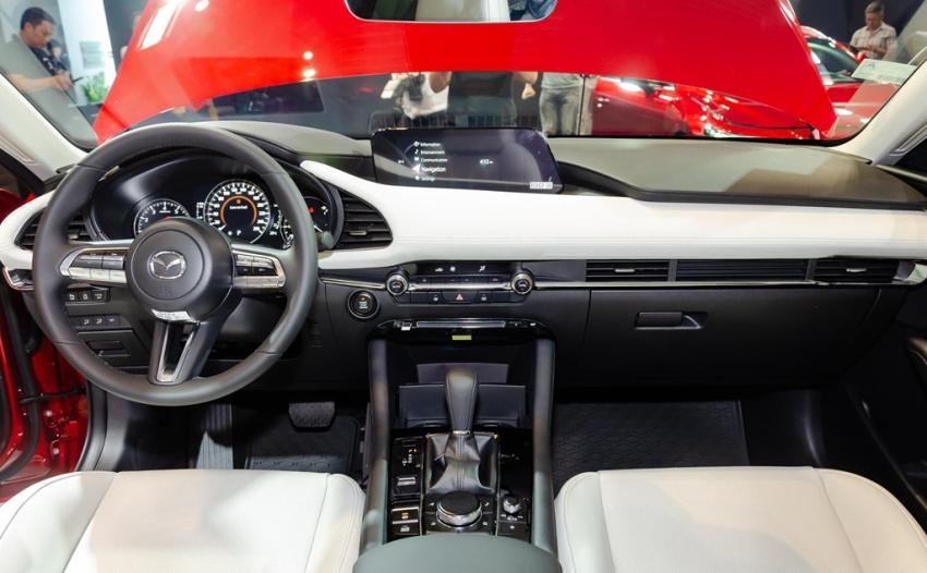 Mazda giới thiệu triết lý thiết kế sản phẩm với mẫu xe Mazda3 thế hệ mới sắp ra mắt - 5