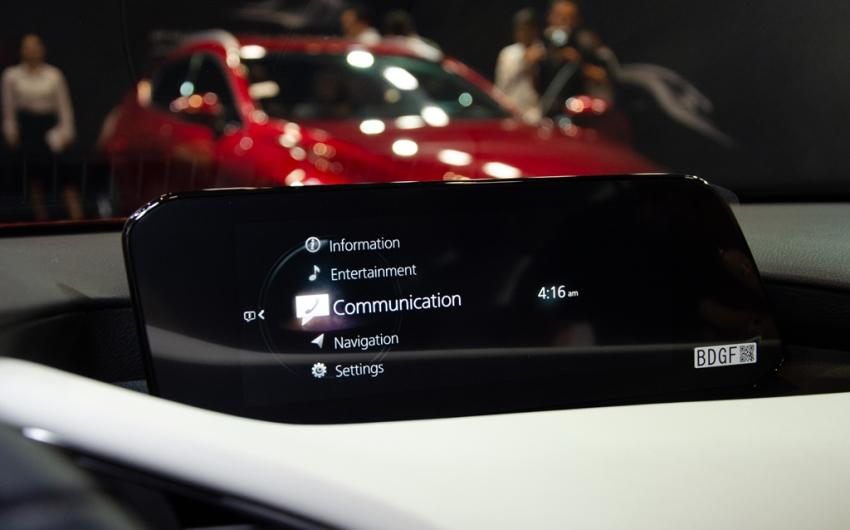 Mazda giới thiệu triết lý thiết kế sản phẩm với mẫu xe Mazda3 thế hệ mới sắp ra mắt - 6