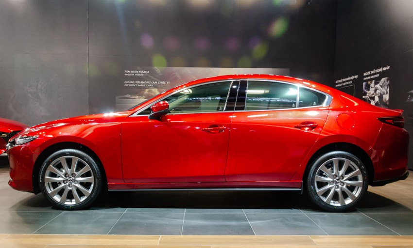 Mazda giới thiệu triết lý thiết kế sản phẩm với mẫu xe Mazda3 thế hệ mới sắp ra mắt - 7