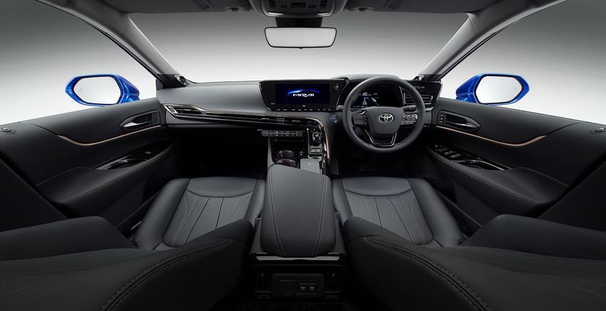 Toyota sẽ ra mắt mẫu xe Mirai concept thế hệ thứ hai tại Tokyo Motor Show 2019 - 5