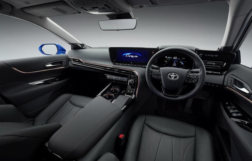 Toyota sẽ ra mắt mẫu xe Mirai concept thế hệ thứ hai tại Tokyo Motor Show 2019 - 6