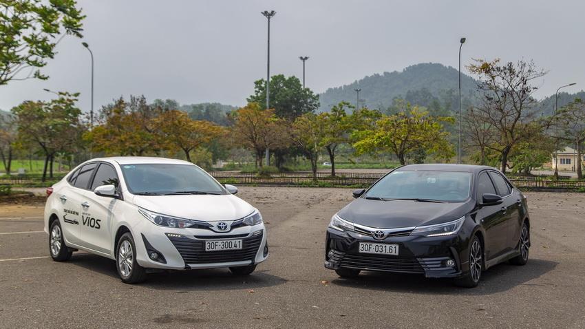 Doanh số tháng 9-2019 của Toyota Việt Nam đạt 7.334 xe, tăng 17% so với cùng kỳ 2018 - 2
