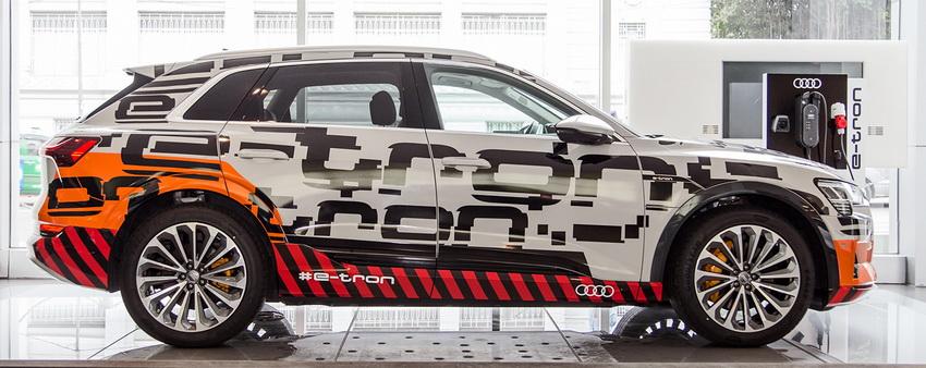 Audi tại triển lãm ô tô Việt Nam 2019