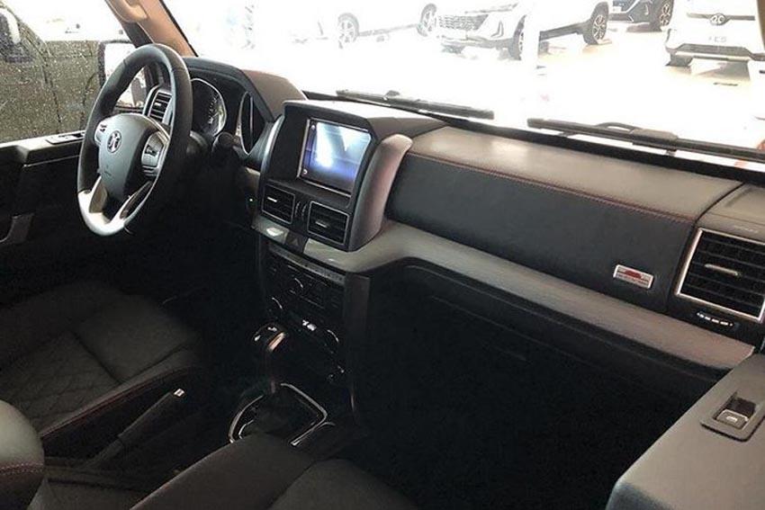 BAIC BJ80 ra mắt phiên bản đặc biệt nhái Mercedes G-Class - 3