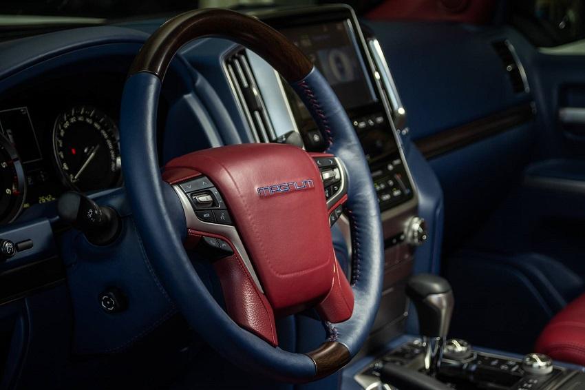 Bản độ mới Toyota Land Cruiser phiên bản 200 Magnum - 10