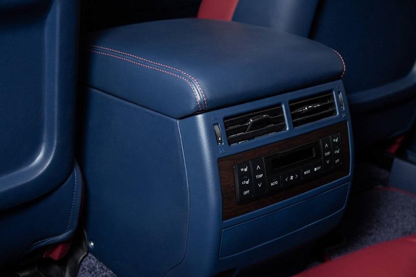 Bản độ mới Toyota Land Cruiser phiên bản 200 Magnum - 16