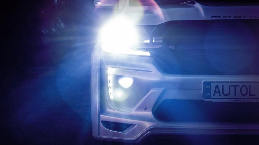 Bản độ mới Toyota Land Cruiser phiên bản 200 Magnum - 5