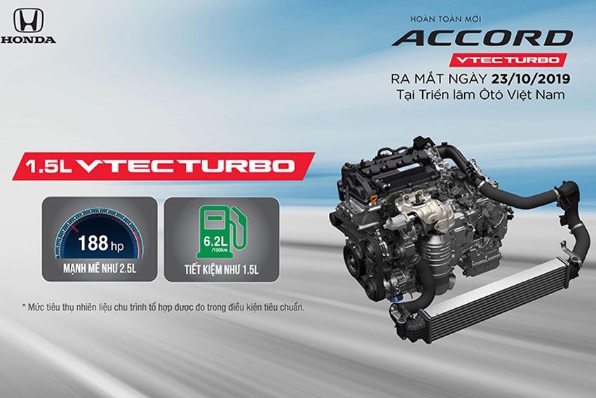 Bảng giá xe ô tô Honda tháng 10/2019, sắp ra mắt Accord hoàn toàn mới - 4