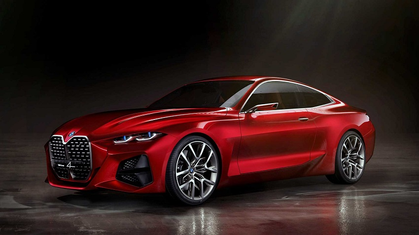 BMW Concept 4 trong thiết kế shooting brake sẽ làm bạn quên đi khung lưới tản nhiệt to tướng - 12