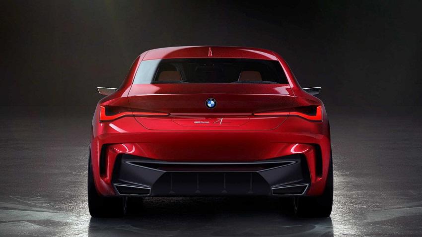 BMW Concept 4 trong thiết kế shooting brake sẽ làm bạn quên đi khung lưới tản nhiệt to tướng - 13