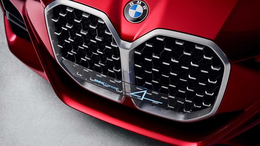 BMW Concept 4 trong thiết kế shooting brake sẽ làm bạn quên đi khung lưới tản nhiệt to tướng - 15
