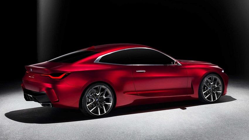 BMW Concept 4 trong thiết kế shooting brake sẽ làm bạn quên đi khung lưới tản nhiệt to tướng - 16