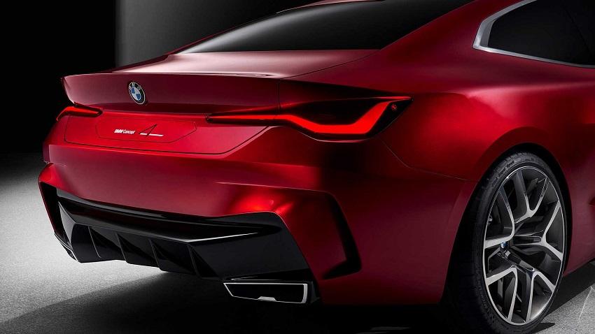 BMW Concept 4 trong thiết kế shooting brake sẽ làm bạn quên đi khung lưới tản nhiệt to tướng - 17