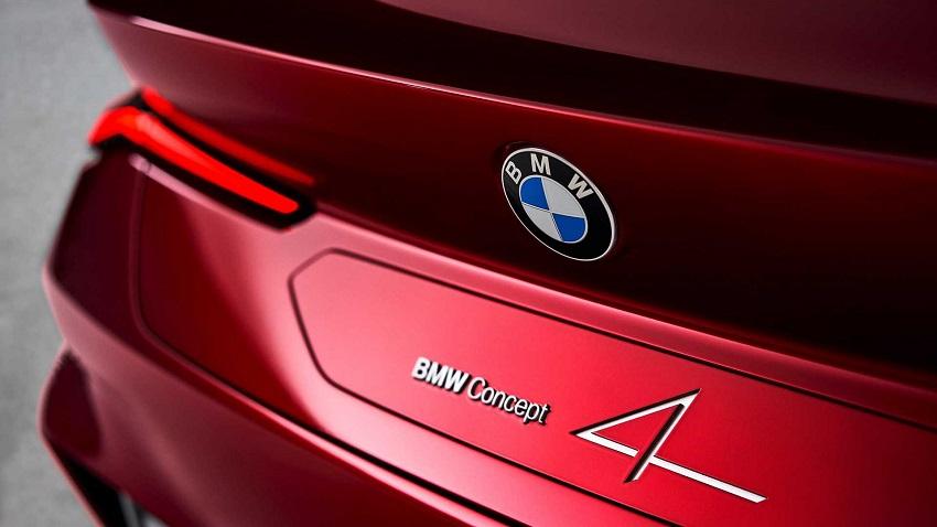 BMW Concept 4 trong thiết kế shooting brake sẽ làm bạn quên đi khung lưới tản nhiệt to tướng - 18