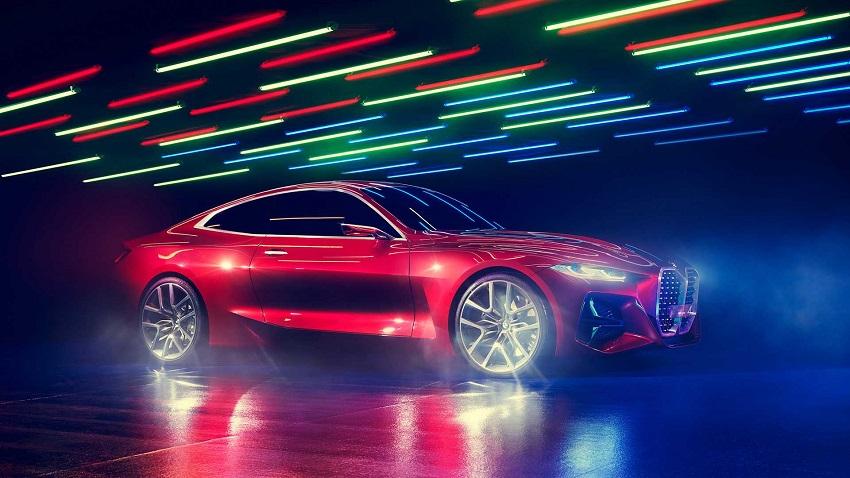 BMW Concept 4 trong thiết kế shooting brake sẽ làm bạn quên đi khung lưới tản nhiệt to tướng - 22