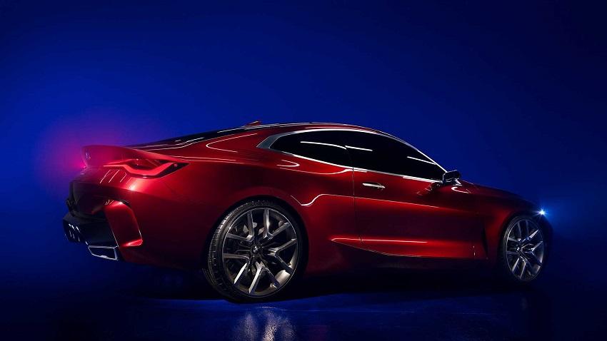 BMW Concept 4 trong thiết kế shooting brake sẽ làm bạn quên đi khung lưới tản nhiệt to tướng - 23