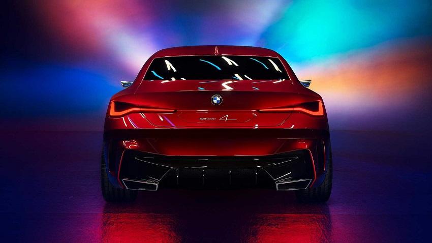 BMW Concept 4 trong thiết kế shooting brake sẽ làm bạn quên đi khung lưới tản nhiệt to tướng - 24