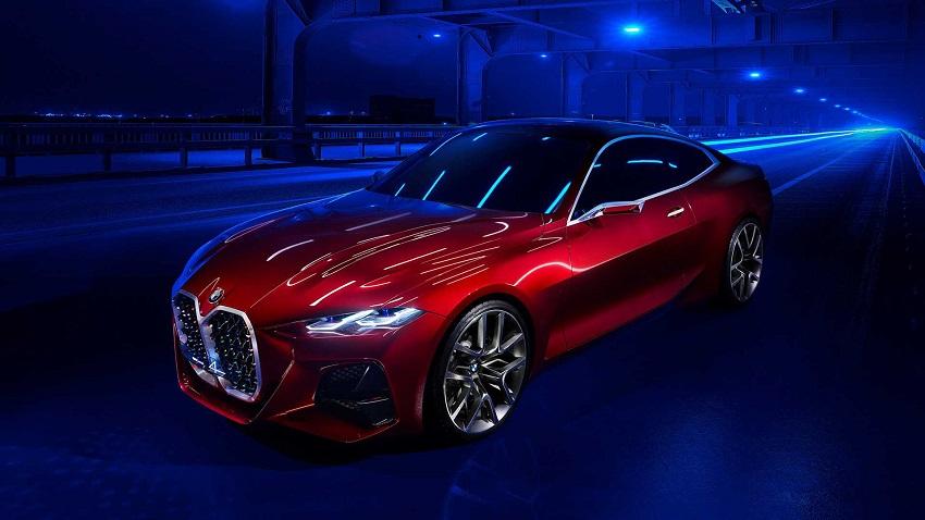 BMW Concept 4 trong thiết kế shooting brake sẽ làm bạn quên đi khung lưới tản nhiệt to tướng - 25