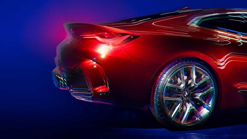 BMW Concept 4 trong thiết kế shooting brake sẽ làm bạn quên đi khung lưới tản nhiệt to tướng - 26