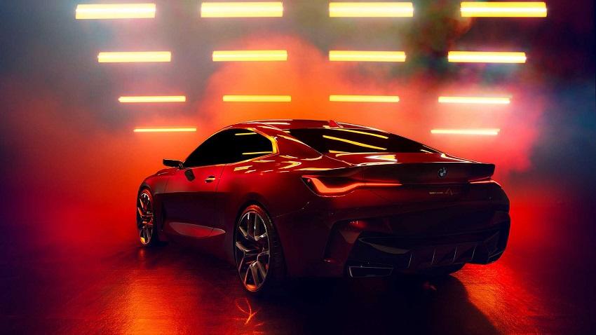 BMW Concept 4 trong thiết kế shooting brake sẽ làm bạn quên đi khung lưới tản nhiệt to tướng - 27