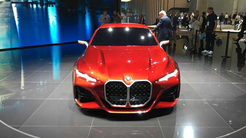 BMW Concept 4 trong thiết kế shooting brake sẽ làm bạn quên đi khung lưới tản nhiệt to tướng - 3