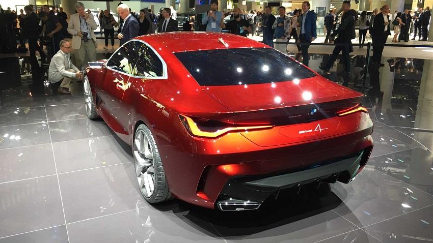 BMW Concept 4 trong thiết kế shooting brake sẽ làm bạn quên đi khung lưới tản nhiệt to tướng - 6