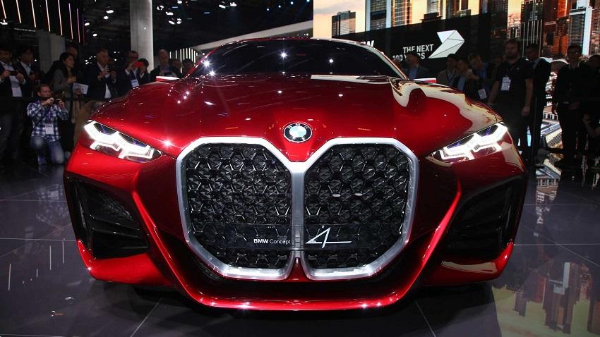 BMW Concept 4 trong thiết kế shooting brake sẽ làm bạn quên đi khung lưới tản nhiệt to tướng - 7