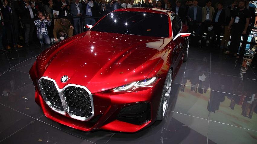 BMW Concept 4 trong thiết kế shooting brake sẽ làm bạn quên đi khung lưới tản nhiệt to tướng - 8