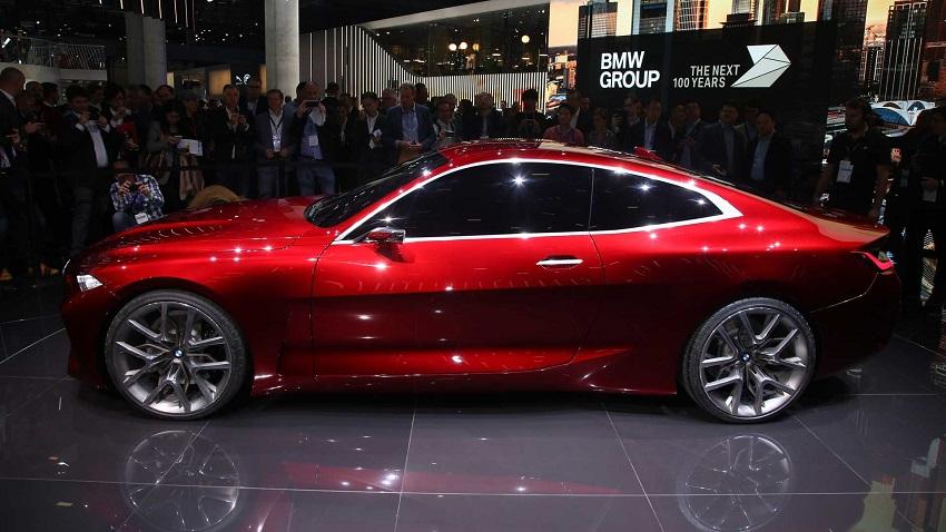 BMW Concept 4 trong thiết kế shooting brake sẽ làm bạn quên đi khung lưới tản nhiệt to tướng - 9