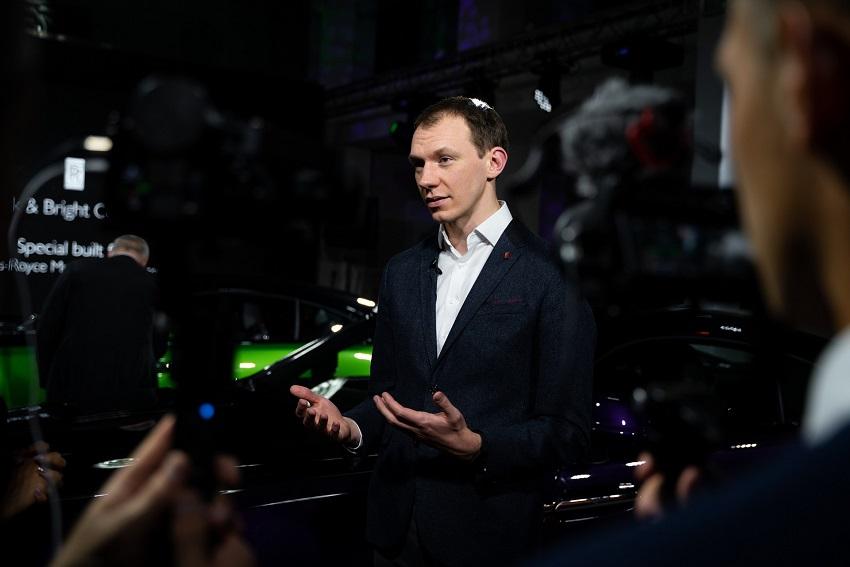 Bộ sưu tập Wraith Black & Bright của Rolls-Royce tỏa sáng tại Moscow - 13