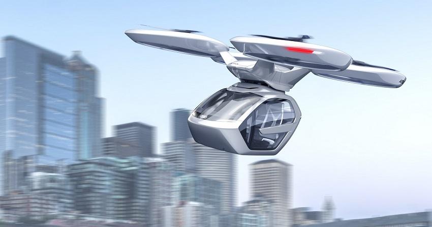 """Audi quyết định """"hạ cánh"""" dự án xe hơi bay - 11"""