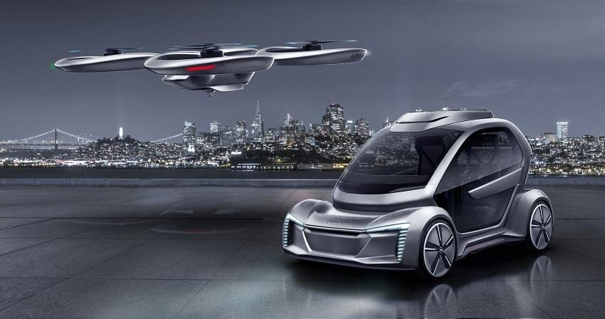"""Audi quyết định """"hạ cánh"""" dự án xe hơi bay - 14"""
