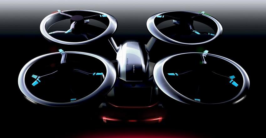 """Audi quyết định """"hạ cánh"""" dự án xe hơi bay - 15"""