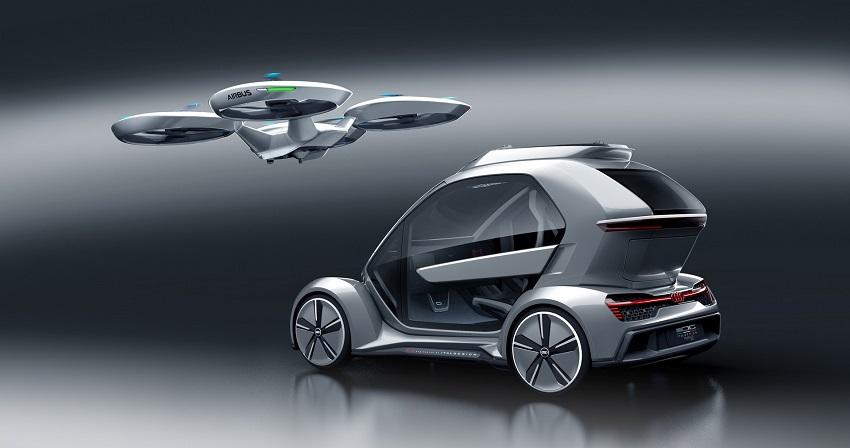 """Audi quyết định """"hạ cánh"""" dự án xe hơi bay - 16"""