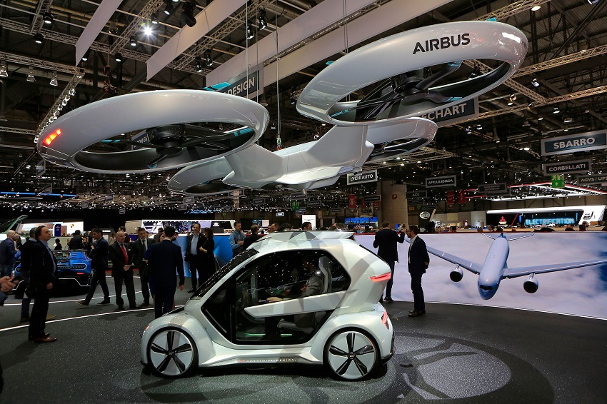 """Audi quyết định """"hạ cánh"""" dự án xe hơi bay - 4"""